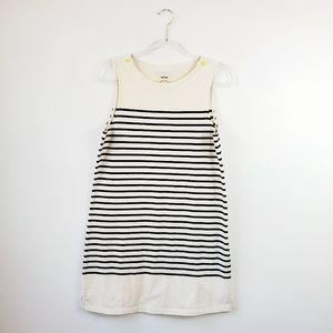 Anthropologie Striped Sleeveless Allihop Dress